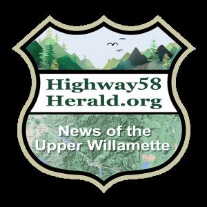 Highway 58 Herald Oregon